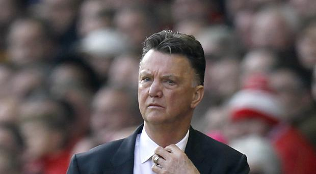 Louis van Gaal will stick to his word and retire when his United contract ends
