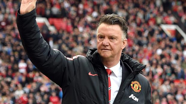 Louis van Gaal spoke about his hopes for next season during an interview on Sunday
