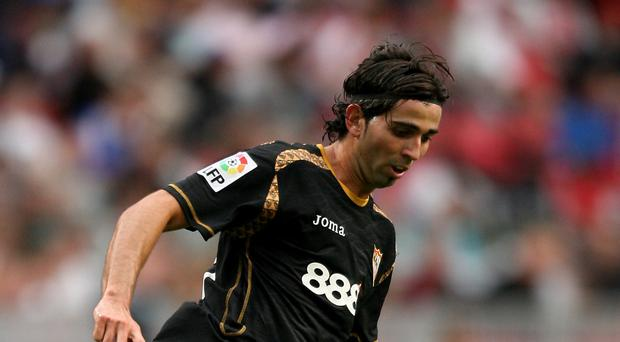 Former Sevilla defender Jose Angel Crespo is on his way to Aston Villa