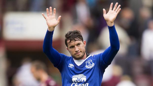 Everton's Bryan Oviedo is focusing on the future after an injury-blighted season.