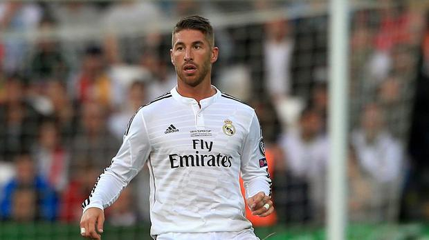 United have been tracking Sergio Ramos for over a month