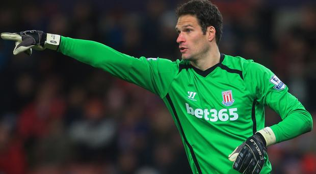 Asmir Begovic wants to make his mark at Chelsea