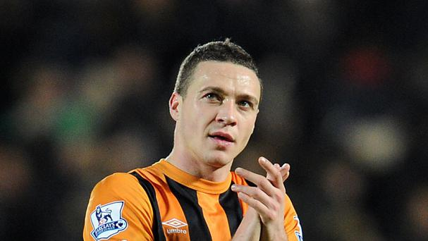 Defender James Chester has joined West Brom from relegated Hull