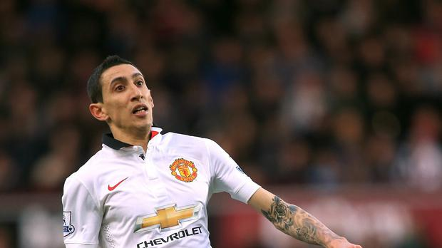 Angel Di Maria had a disappointing first year at Old Trafford and could now leave