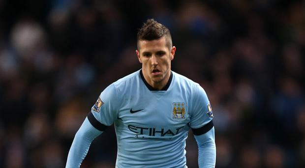 Manchester City striker Stevan Jovetic has joined Inter Milan on loan