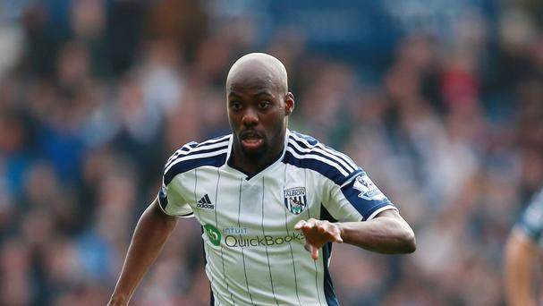 Norwich will be without midfielder Youssouf Mulumbu, a summer signing, for
