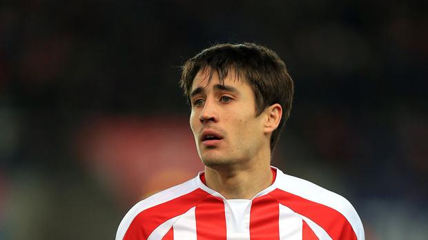 Bojan Krkic has been on the comeback trail since injuring his knee in January.