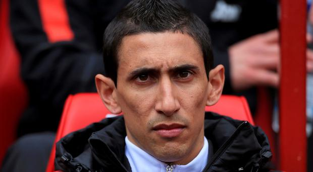 Angel di Maria's unsuccessful stay at Old Trafford is almost over