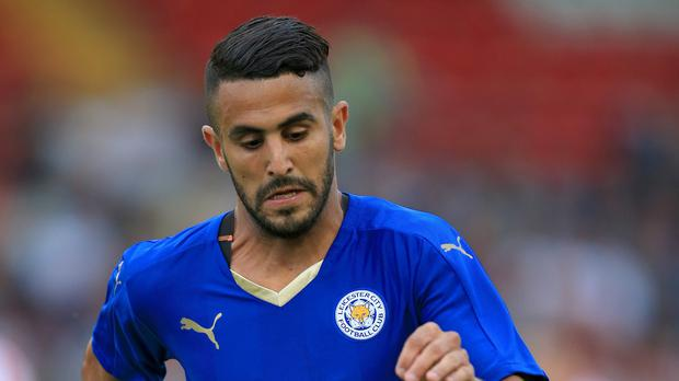 Riyad Mahrez has signed a new four-year contract with Leicester