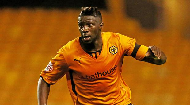 Bakary Sako arrives at Palace after three years with Wolves