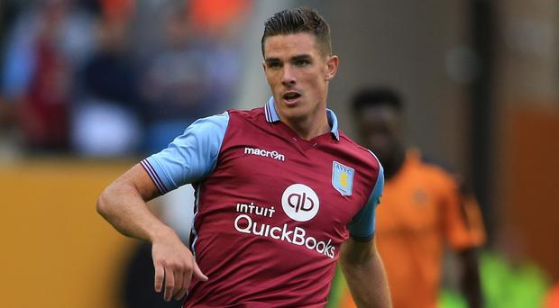 Aston Villa's Ciaran Clark has signed a new five-year contract