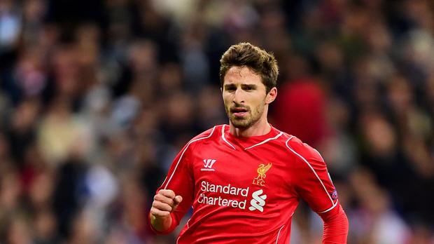 Fabio Borini looks set to return to his native Italy with Fiorentina