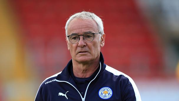 Leicester manager Claudio Ranieri faces Sunderland in his first match in charge on Saturday