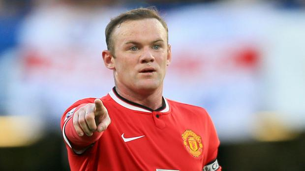 Wayne Rooney will lead United into the Champions League this year after a 12-month absence