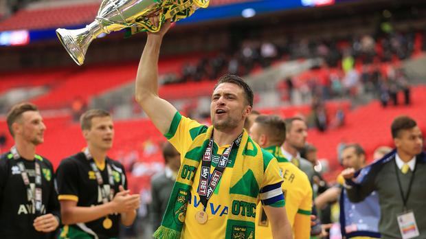 Norwich captain Russell Martin is confident the Canaries can fly on their return to the Barclays Premier League