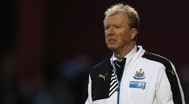 Steve McClaren is relishing Newcastle's season opener against Southampton