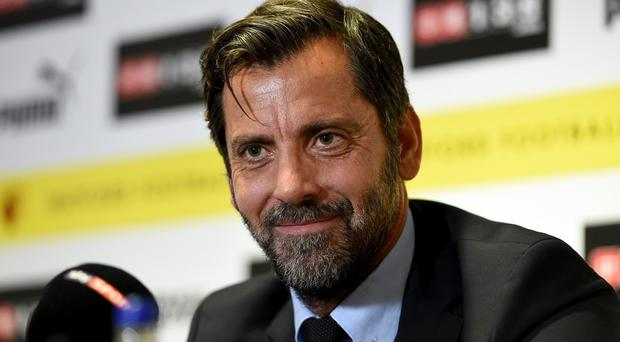 Quique Sanchez Flores, pictured, is looking forward to pitting his wits against countryman Roberto Martinez
