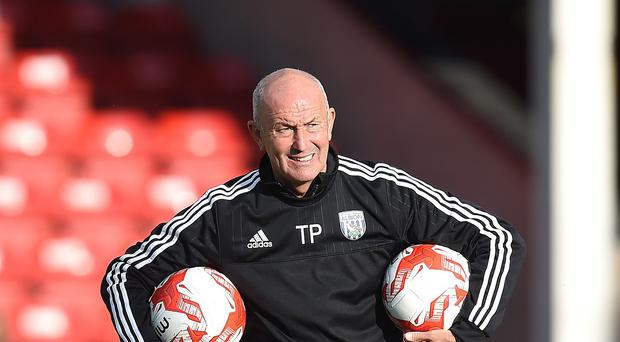 West Bromwich boss Tony Pulis still gets nervous ahead of the start of the season.