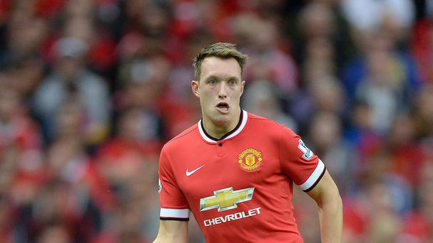 Phil Jones will be out for at least three weeks with his latest injury