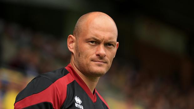 Norwich manager Alex Neil suffered defeat on his Barclays Premier League bow