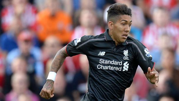 Brazilian Roberto Firmino continued his acclimatisation to England with a hat-trick in a friendly