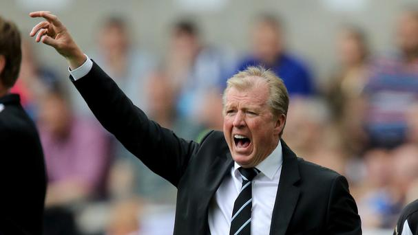 Newcastle appointed Steve McClaren during the summer to try to turn the Magpies around
