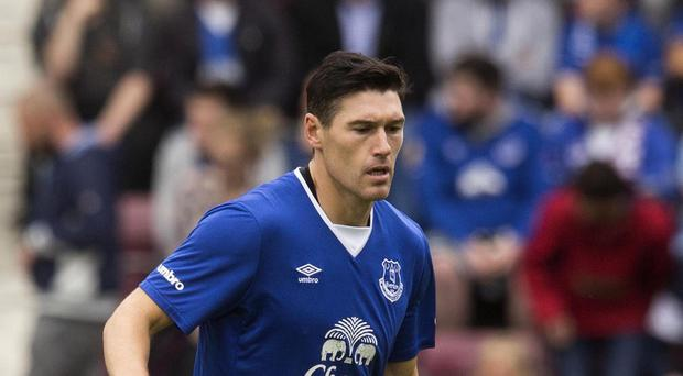 Gareth Barry has tried to allay fans' fears over a lack of transfer activity