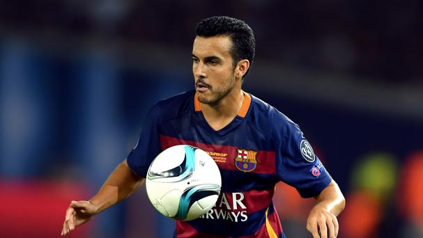Chelsea have hijacked United target Pedro