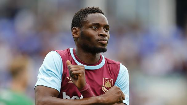 Reports say Diafra Sakho was arrested last week