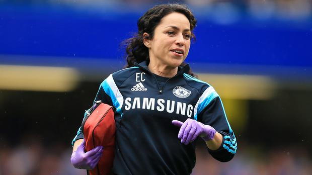 Chelsea first-team doctor Eva Carneiro's future looks uncertain