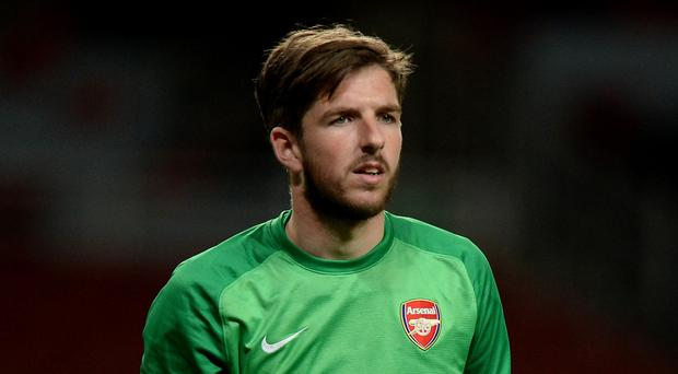 Josh Vickers has penned a deal with Swansea