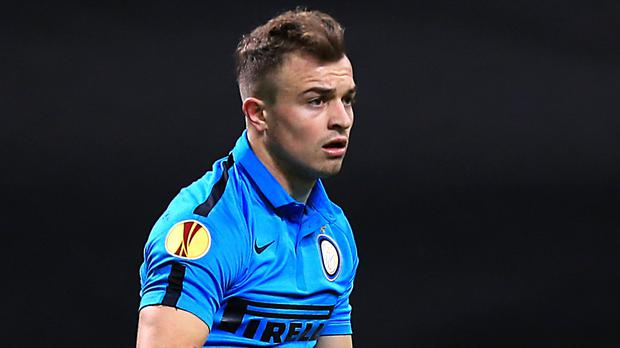Xherdan Shaqiri is impressed with Stoke manager Mark Hughes