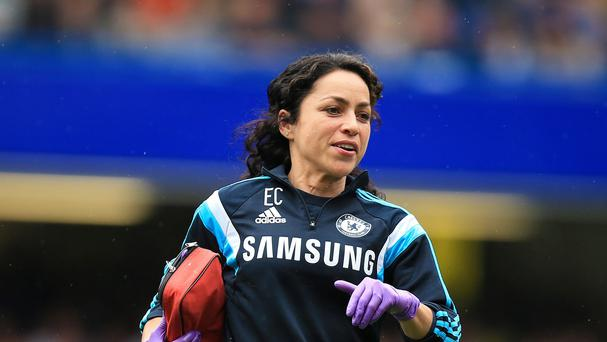 Eva Carneiro's role at Chelsea is changing
