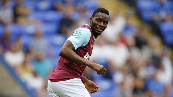 Reports say Diafra Sakho was arrested last week on suspicion of assault