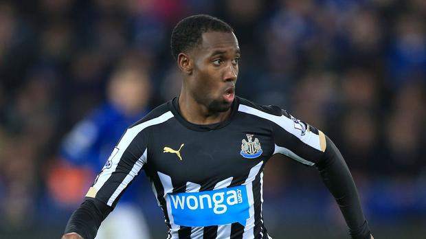 Newcastle midfielder Vurnon Anita has made a 'miraculous' recovery