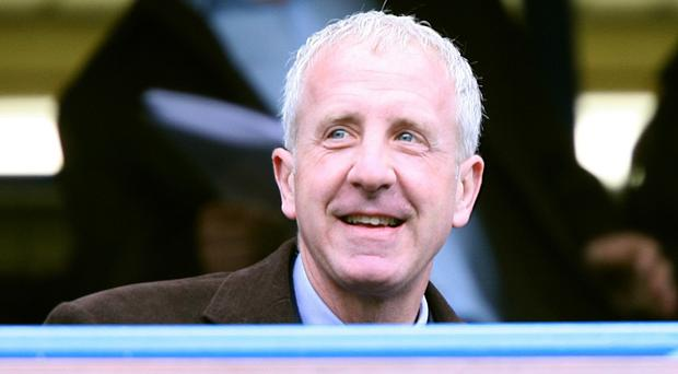 Tim Sherwood has praised Aston Villa owner Randy Lerner, pictured, for investing in the side even as the club remains up for sale