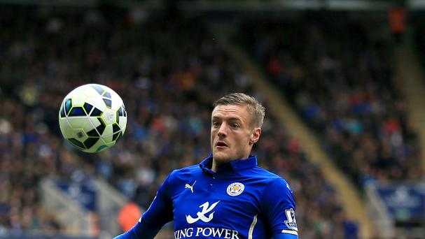 Jamie Vardy has apologised for comments he made at a casino