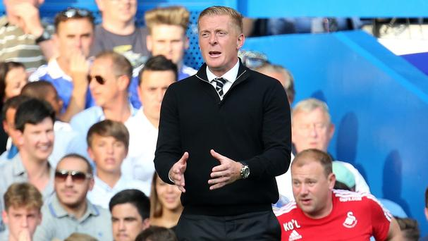 Garry Monk feels Swansea deserve more credit for their display at Stamford Bridge