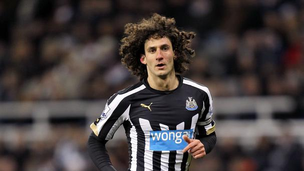 Fabricio Coloccini is delighted to have been retained as Newcastle captain