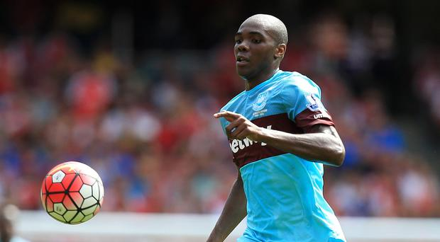 West Ham defender Angelo Ogbonna made his Premier League debut in the victory over Arsenal last weekend