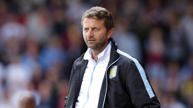 Aston Villa manager Tim Sherwood has made Adama Traore his 10th summer signing.