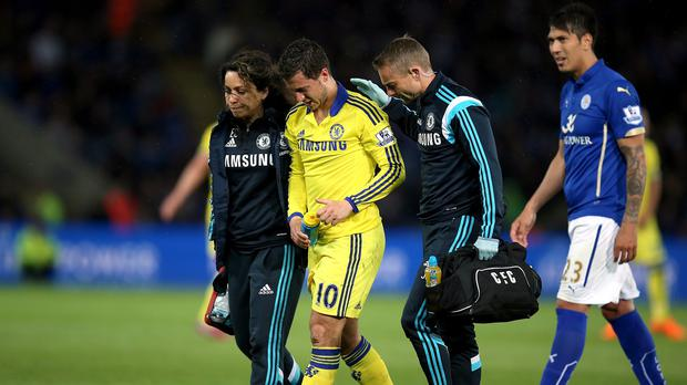 Chelsea doctor Eva Carneiro (left) and physio Jon Fearn (right) came in for criticism from manager Jose Mourinho.