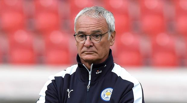 Leicester boss Claudio Ranieri is eyeing up at least one more signing