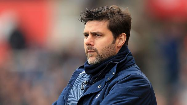 Mauricio Pochettino has yet to get a point off Stoke as Tottenham manager