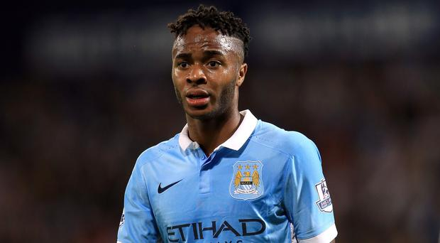Manchester City manager Manuel Pellegrini expects Raheem Sterling, pictured, to trouble the best