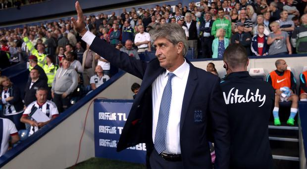 Manchester City manager Manuel Pellegrini thought his side deserved a 3-0 win over Chelsea
