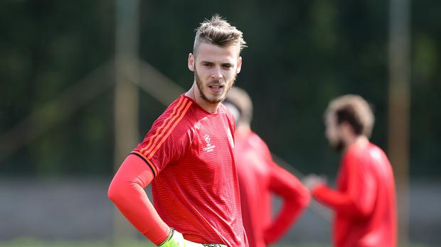 The saga over David de Gea's future looks set to go to the wire