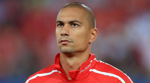 Midfielder Gokhan Inler is close to joining Leicester from Napoli