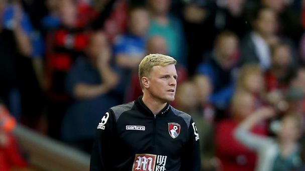 Eddie Howe's Bournemouth have lost both their Premier League matches since winning promotion