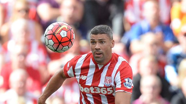 Jonathan Walters has been with Stoke since 2010.